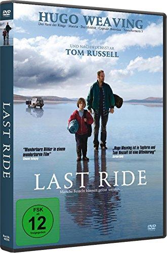Last Ride - Manche Fesseln können gelöst werden (DVD)
