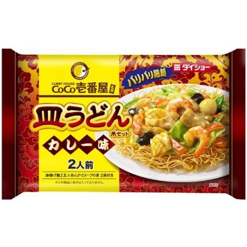 CoCo壱番屋 監修 皿うどん用セット カレー味 112g×12個