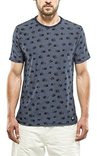 Petrol Industries T-Shirt SS R-Neck, Maglia a Maniche Corte Uomo, 579, S