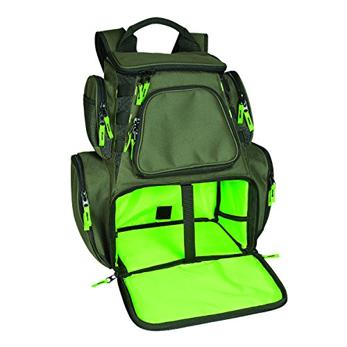 Wild River WT3606 Multi-Tackle Large Backpack with Two 3600 Style Trays (Tackle Boxes And Bags compare prices)