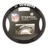NFL Dallas Cowboys Poly-Suede Steering Wheel Cover