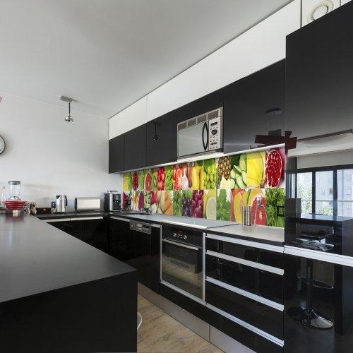 vliestapete f r die k che was. Black Bedroom Furniture Sets. Home Design Ideas