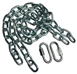 Search : Brinks 3020-037-2T  36'' Safety Chains with 2 Quick Links (pair) Class III