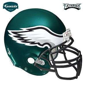 Fathead Philadelphia Eagles Helmet Wall Decal by Fathead