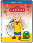 Caillou - Dance Party