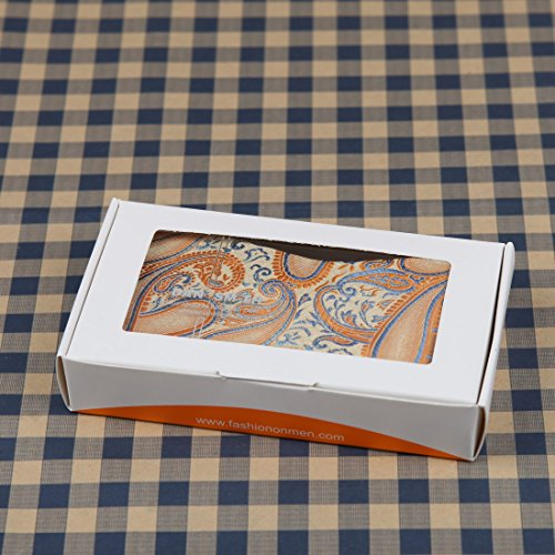 DBA7B18C Blue Dress Gift Patterned Self-tied Bowtie New Year'S Day Gift Idea Microfiber Father Woven Polyster Self Tie Bow Ties By Dan Smith