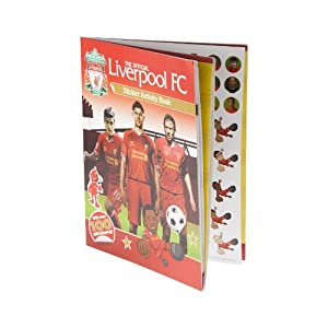 Liverpool Activity Book from Liverpool FC