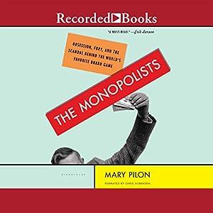 The Monopolists Audiobook