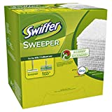 Deals on Swiffer Sweeper Dry Sweeping Cloths, Mop and Broom Floor Cleaner 37-Count
