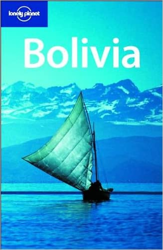 Lonely Planet Bolivia (Country Guide)