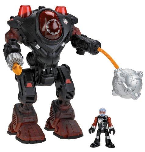 Fisher-Price Imaginext Robot Police Villain Robot