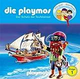 Die Playmos 01 - Der Schatz der Teufelsinsel: FOLGE 1 - Simon X. Rost