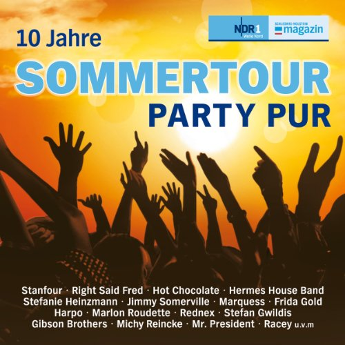 10 Jahre Sommertour Party Pur