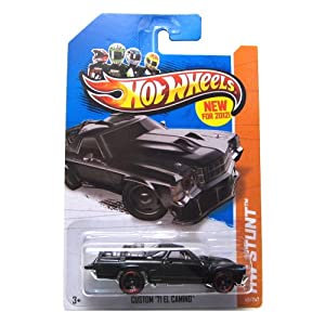 Amazon.com: Hot Wheels 2013 Stunt 49/247 Custom '71 El