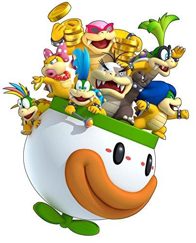 Koopalings 15062, motivo: Super Mario, Altezza 85cm