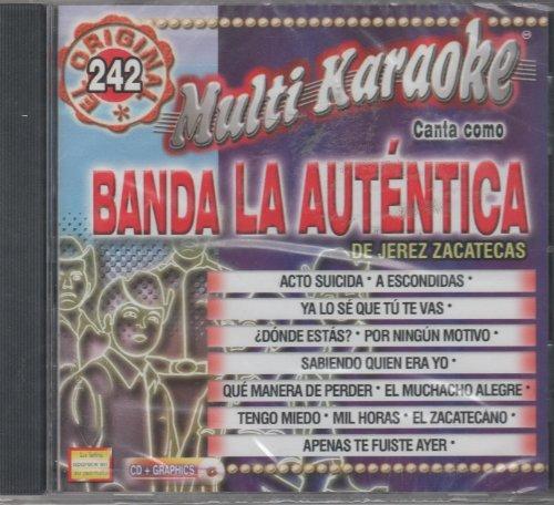 Banda La Autentica De Jerez CD Covers