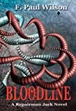 cover of Bloodline: A Repairman Jack Novel (Repairman Jack Novels)
