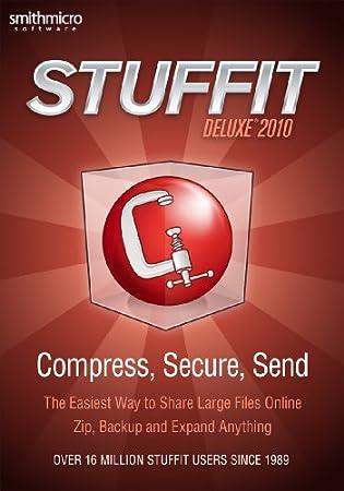 StuffIt Dlx 2010 Windows [Download]