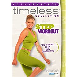Kathy Smith Timeless: Step Aerobics Workout