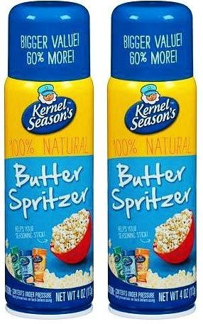 Kernel Season's Movie Theater Butter Popcorn Spritzer Spray 4 Oz (Spray Popcorn Butter compare prices)