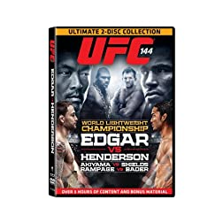 UFC 144: Edgar vs. Henderson