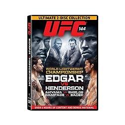 UFC 144: Edgar vs. Henderson