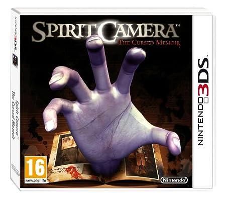 Spirit Camera: The Cursed Memoir (Nintendo 3DS)