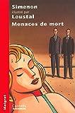 img - for Menaces de mort book / textbook / text book
