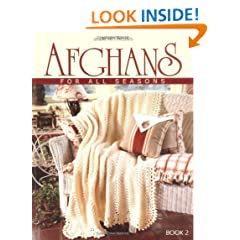 Leisure Arts Afghans For All Seasons: Book 2