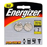 51CZ8R9W0DL. SL160  Energizer Watch/Electronic Batteries, 3 Volts, 2016, 2 batteries