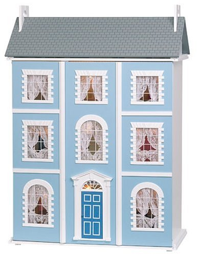 Dolls House Emporium Kenmare House Painted and Decorated Flat Pack Kit