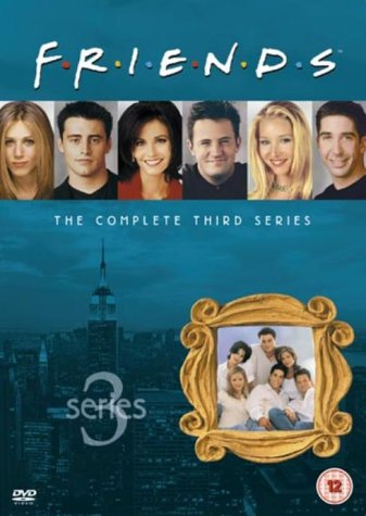 Friends: Complete Season 3 - New Edition [DVD]