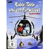 """Robbi, Tobbi und das Fliewat��t - Special Edition (remastered Digipak inkl. Soundtrack-CD) [2 DVDs]von """"Friedrich Arndt"""""""
