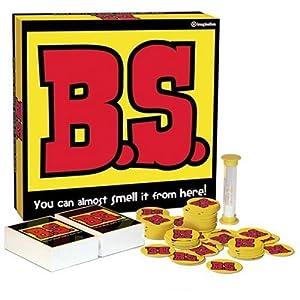 B.S. Board Game