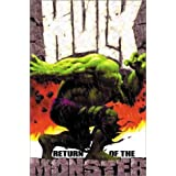 The Incredible Hulk: Return of the Monsterpar Bruce Jones