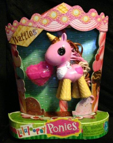 Lalaloopsy Mini Ponies Waffles Baby Pony Figure