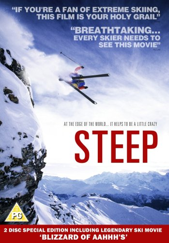 Steep & Blizzard of Aahhhs (2 Disc Edition) [2007] [DVD]
