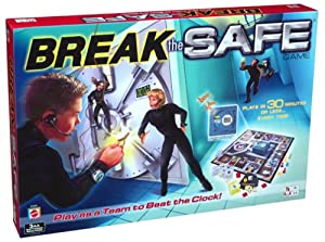 Break the Safe Game
