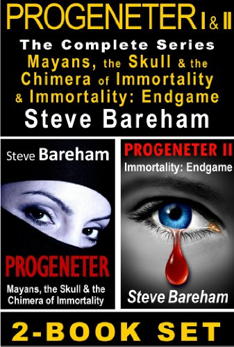 Book: Progeneter I & II - The Complete Series by Steve Bareham