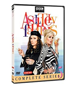 Absolutely Fabulous: Complete Series 5 from BBC Home Entertainment