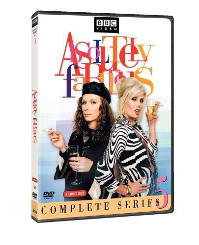 Absolutely Fabulous: Complete Series 5 [DVD]
