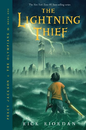 Percy Jackson and the Olympians, Book 1: The Lightning Thief