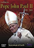 echange, troc A Tribute to Pope John Paul II - 1920 - 2005 [Import anglais]