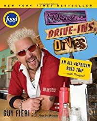 Diners, Drive-ins and Dives: An All-American Road Trip . . . with Recipes! (Food Network)