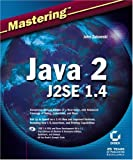 img - for Mastering Java 2, J2SE 1.4 book / textbook / text book