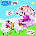 "Peppa Pig 06142 ""Princess Peppa's"" Carriage Playset"
