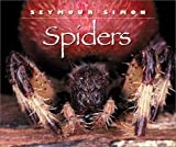 Spiders (0060283912) by Seymour Simon