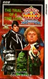 Doctor Who - The Trial Of A Time Lord [VHS] [1986]