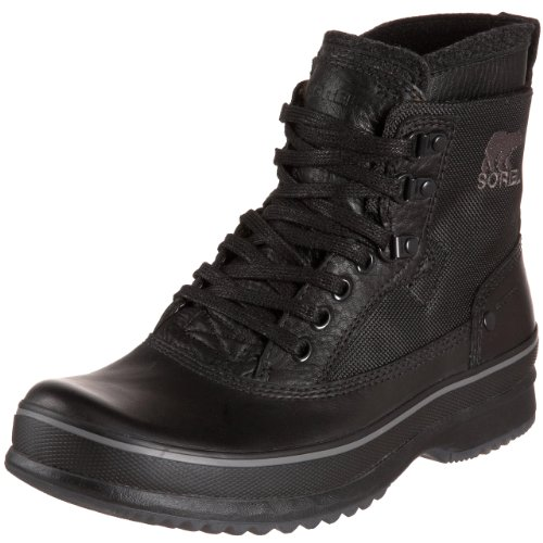 Sorel Men's Brimley NM1565 Boot,Black,11.5 M US