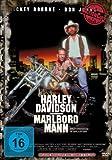 DVD Cover 'Harley Davidson und der Marlboro Mann (Action Cult, Uncut)